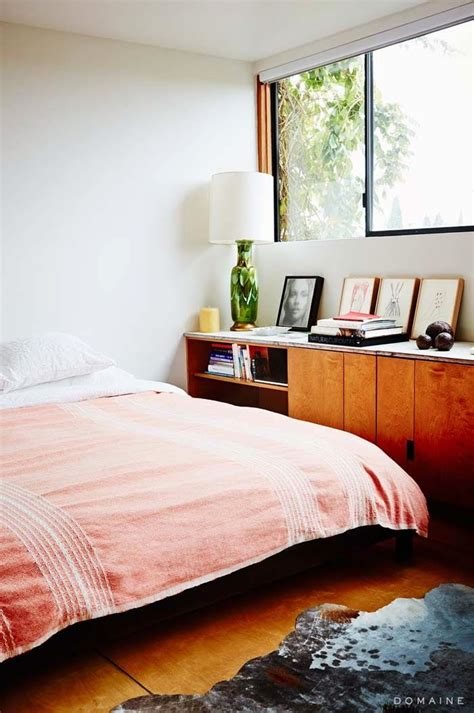 Minimal Modern Eclectic Venice Loft Bedroom  Homes And