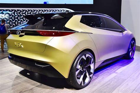 Tata 45x Concept Showcased At 2018 Geneva Motor Show