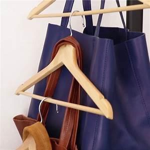 Taschen Platzsparend Aufbewahren : wohin mit den vielen taschen die besten ideen zur handtaschen aufbewahrung ~ Watch28wear.com Haus und Dekorationen