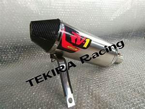 Jual Knalpot Norifumi Rv1 Rv 1 Honda Crf150l Crf 150l 150