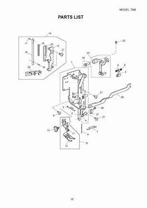 Necchi Tm8 Sewing Machine Service Manual