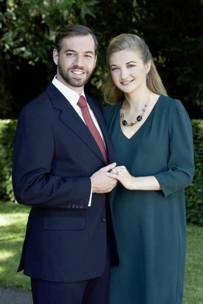 prince guillaume  countess stephanie