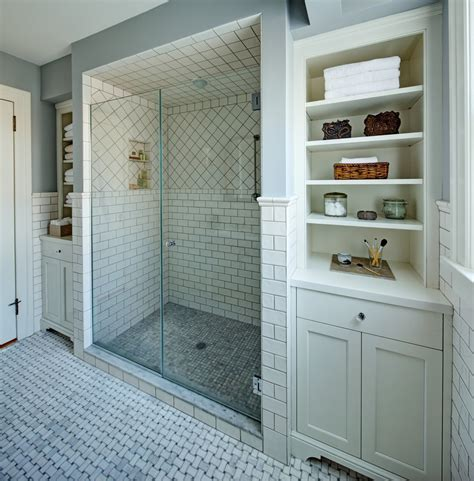 traditional bathroom design 30 great pictures and ideas basketweave bathroom floor tile