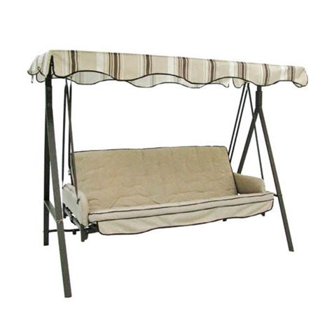 lowes canada patio swing replacement swing canopies for lowe s swings garden winds