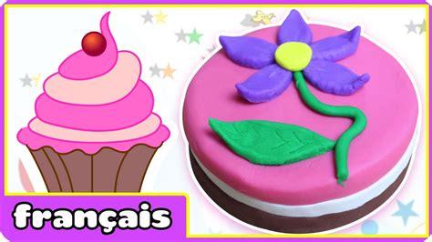 g 226 teau d anniversaire en p 226 te 224 modeler playdoh birthday cake by hooplakidz fran 231 ais