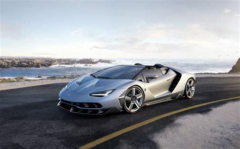 2017 Lamborghini Centenario Roadster Wallpapers