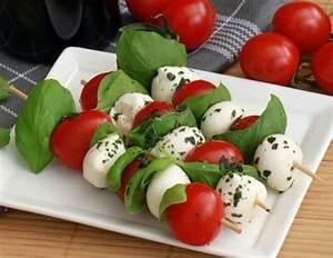 Tomate Mozzarella Spieße : mozzarella spie e rezept ~ Lizthompson.info Haus und Dekorationen