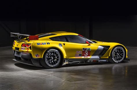 Corvette Racing C7.r Debuts, Adds Direct Injection