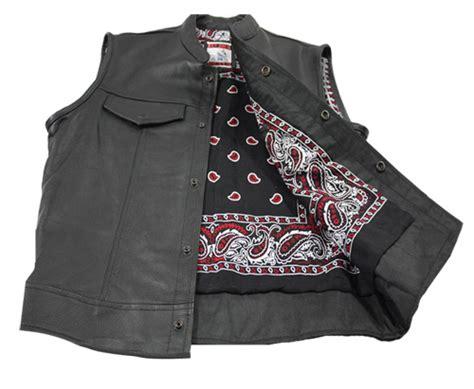 All Custom Motorcycle Vests