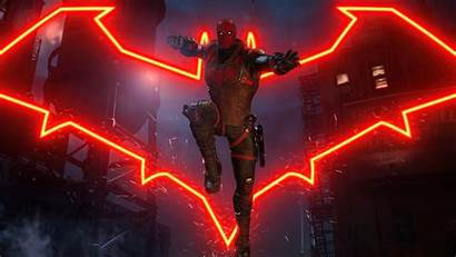 Gotham Knights Hood 4k Wallpapers Games Pc