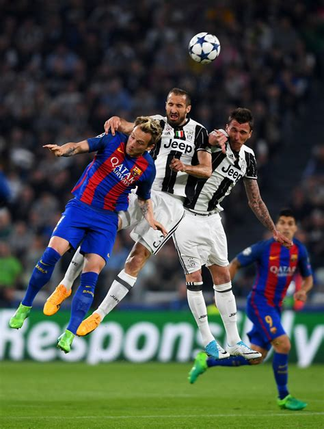 Match Thread: Juventus vs. Barcelona [Champions League] : soccer