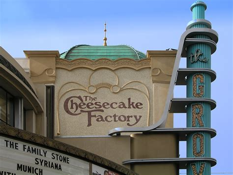 Cheesecake Factory Los Angeles