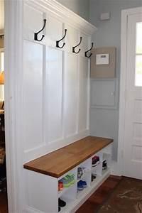 Best 25+ Entryway bench coat rack ideas on Pinterest