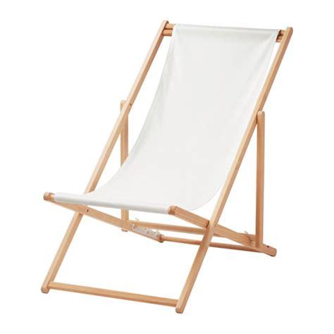 chaise pliable ikea mysingsö chaise de plage pliable blanche ikea