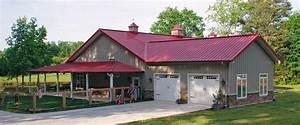 Morton Buildings – Pole Barns, Horse Barns, Metal