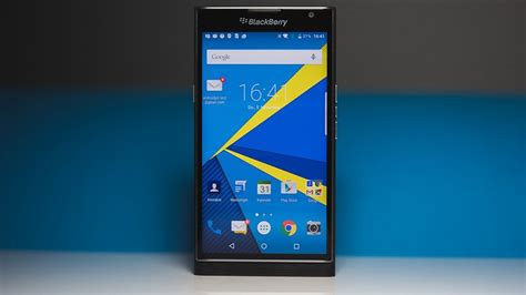 blackberry android blackberry priv review a sophisticated test