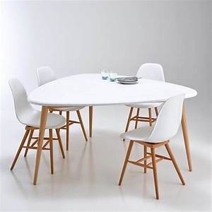 Table Ronde Scandinave Extensible : table de repas scandinave 30 mod les rares et ~ Melissatoandfro.com Idées de Décoration