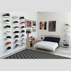 Ikea® And Hypebeast Design The Ideal Sneakerhead Bedroom