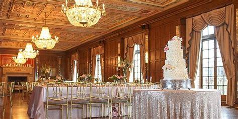 athletic club  columbus weddings  prices