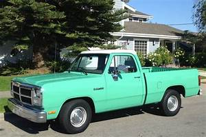 Purchase Used 1991 Dodge Ram 150 Short Bed Manual