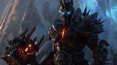 Warcraft Shadowlands Death Expansion