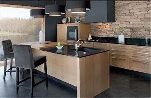 Cuisine équipée En Bois : cuisine quip e dreux cuisine home concept ~ Edinachiropracticcenter.com Idées de Décoration