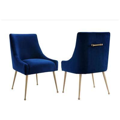 tov furniture tov d48 chairs tov furniture beatrix navy