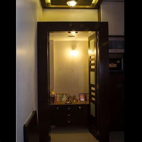 Simple Pooja Cabinets   Joy Studio Design Gallery   Best