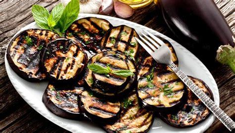 aubergine grillieren vielseitige einfache grillrezepte
