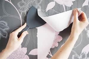 decorer blog fr decoller papier peint With comment decoller du papier peint sans decolleuse