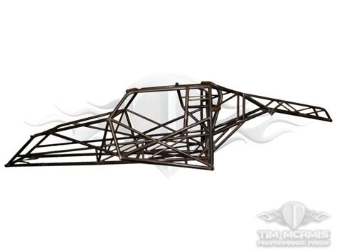 Pro Mod Welded Chassis (double Frame Rail