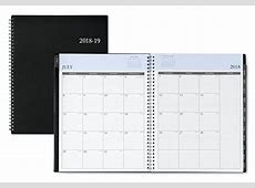 Blue Sky 20182019 Academic Year Weekly & Monthly Planner