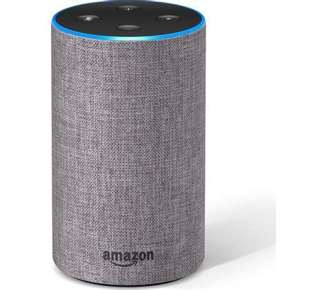Buy AMAZON Echo - Heather Grey Fabric