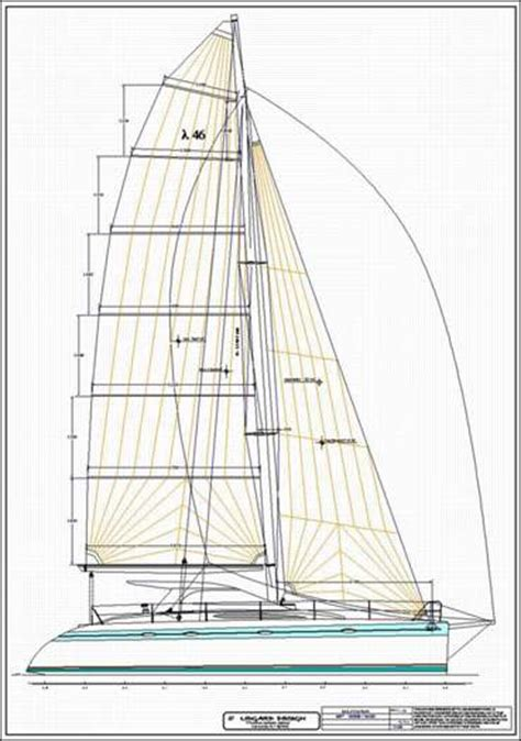 Catamaran Free Plans Pdf by Stock Monohull And Multihull Boat Plans By Lidgard Yacht