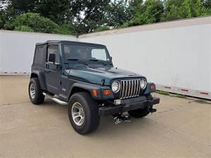 2000 Jeep Wrangler Tow Bar Wiring
