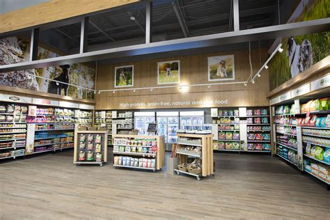 petsmart dedicates space to natural foods for new in store