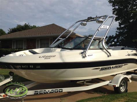 Monterey Boats Vs Bayliner by Wakeboard Tower Boat Tower Waketower Speakers Pontoon