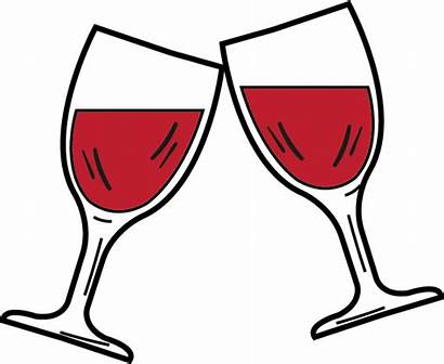 Wine Clipart Glass Beer Transparent Glasses Clip