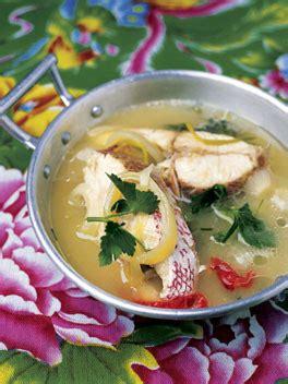 cuisine antillaise guadeloupe blaff de poisson à l 39 antillaise guadeloupe