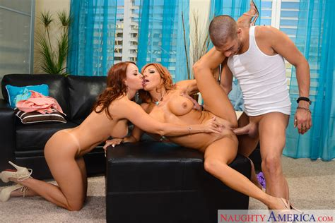 Janet Mason And Xander Corvus In My Friends Hot Mom