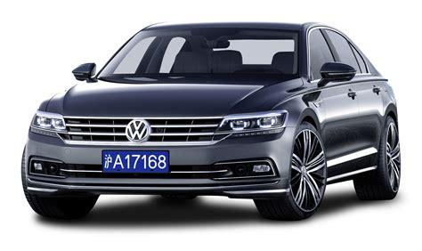 Grey Volkswagen Phideon Luxury Car Png Image Pngpix
