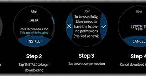 Samsung Gear S3 Manual
