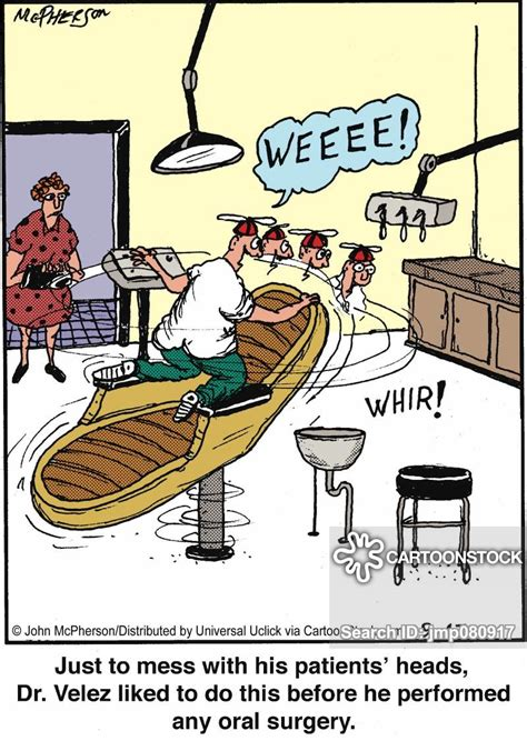 dentists chair cartoons and comics funny pictures from cartoonstock