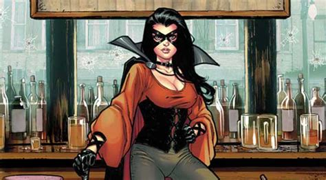 Alex Di Campi To Pen New Lady Zorro Series For Dynamite