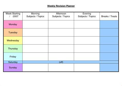 School Planner Template Planner Template Free 4 School Planner Template Memo Formats