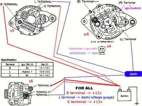 replacing external voltage regulator alt rxclubcom mazda rx forum