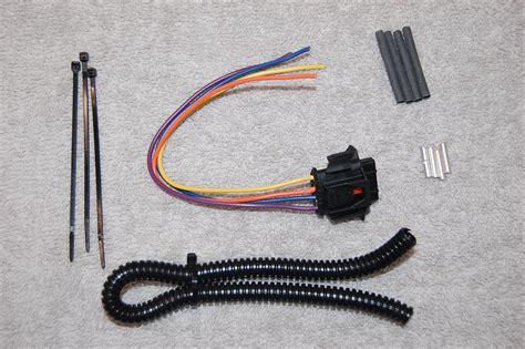 T Wire Harnes by Wire Harness Repair Kit T Map Sensor Polaris Sportsman