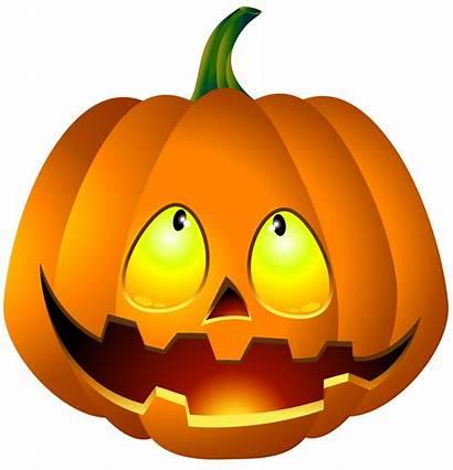 Clipart Pumpkin Carving Jackolantern Transparent Halloween Crafts