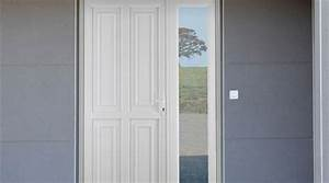 prix d39une porte d39entree cout moyen tarif de pose With prix d une porte d entrée en pvc