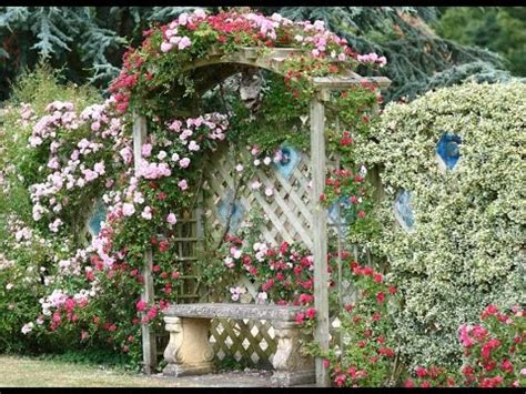 Country Kitchen Decorating Ideas - cottage garden designs i cottage garden designs ideas youtube